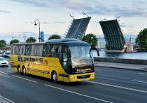 Со 2 августа между Петербургом и Таллином начнут ходить автобусы