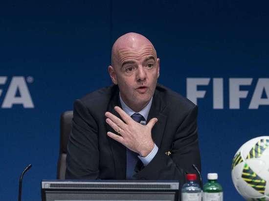 Пришли за Инфантино: против главы ФИФА возбуждено уголовное дело