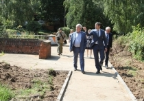 Пущино посетил депутат Госдумы