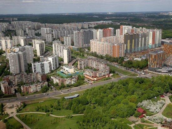 Лидером по чистоте воздуха остается Северо-Западный округ