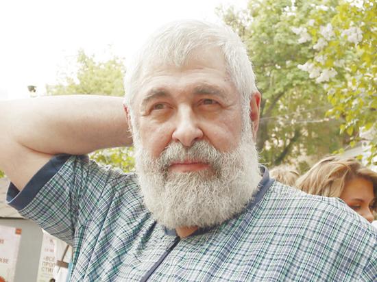 Писатель отмечает 80-летний юбилей