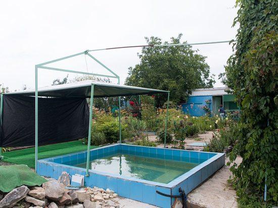 Под Волгоградом женщина погибла в бассейне