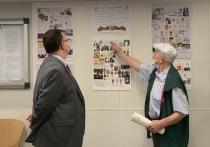 Германия: В Гамбурге открылась планшетная выставка, посвященная 75-летию Победы