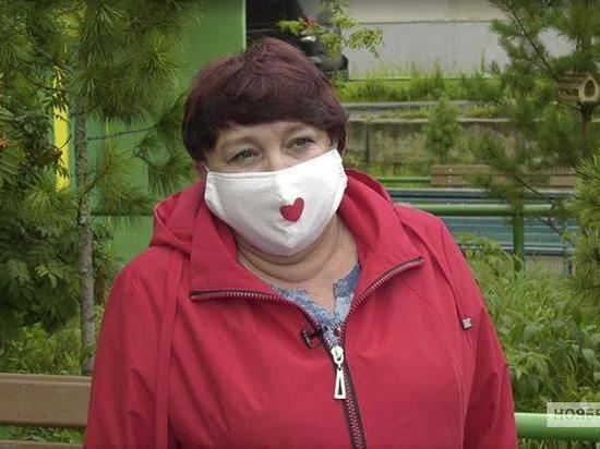 Тяжелое дыхание и поражение легких: фельдшер из Ноябрьска рассказала о преодолении COVID-19