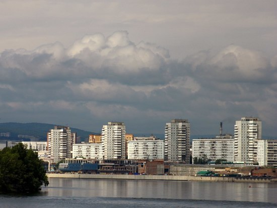 Рассказываем о погоде в Красноярске в первые выходные августа