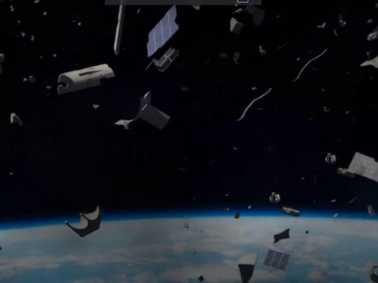 Увеличившиеся втрое обломки российского бака разлетелись на тысячи километров в космосе