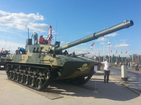 Ранее СМИ заявили о желании Индии закупить легкие танки из-за конфликта с Китаем