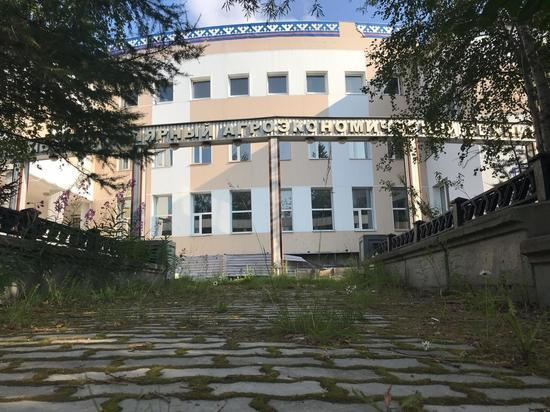 В Салехарде снесут здание бывшего ЗВТ