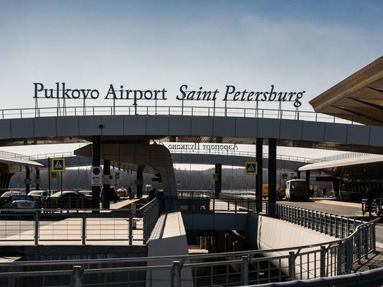 В Пулково в пятницу отменили лишь один рейс
