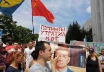 Участников хабаровских митингов начали фотографировать полицейские