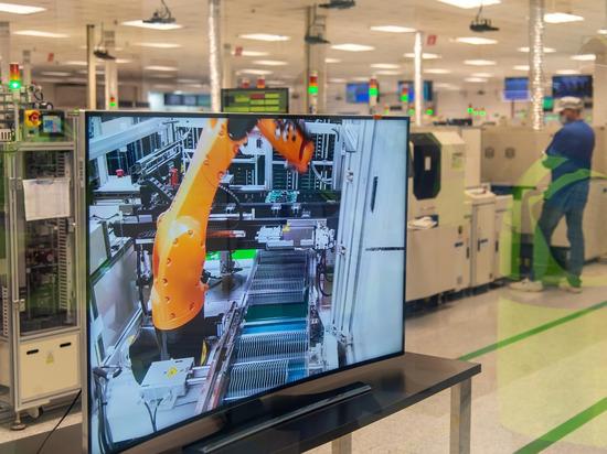 Калужский завод Samsung получит 80 млн рублей господдержки