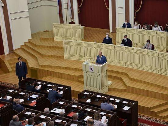 Госсобрание Марий Эл приняло 17 законов и 27 постановлений