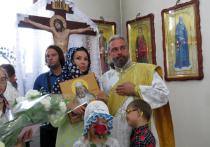 Сыну Эвелины Бледанс в Крыму подарили редкую икону
