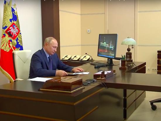 Путин поручил проработать «забракованные» поправки в Конституцию