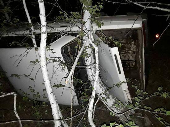60-летний водитель из Башкирии погиб, съехав в кювет