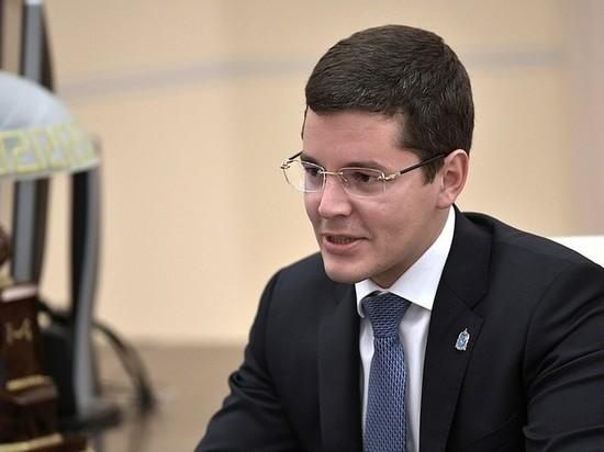 Глава ЯНАО Артюхов заразился коронавирусом