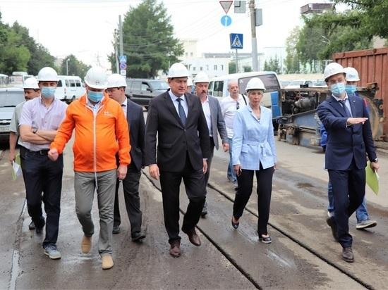 Депутаты проверили ход подготовки к зиме объектов теплоснабжения