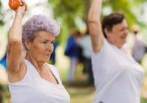 Пожилые крымчане реже других жителей РФ занимаются спортом