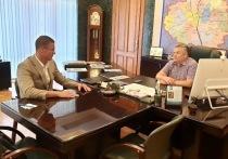 Николай Воробьев объяснил причины задержки реконструкции Ясногорской ГРС