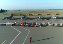 Турецкие военные самолеты перебазировались в Азербайджан
