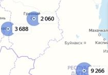 Число инфицированных коронавирусом в СКФО приближается к 40 тысячам