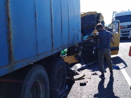 МВД: автобус, попавший в смертельное ДТП под Белогорском, был арендован