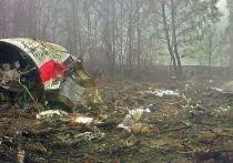 Польша сообщила новые детали крушения самолета Качиньского в Смоленске