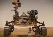 Вслед за Объединенными Арабскими Эмиратами и Китаем Соединенные Штаты отправили на Марс свой космический аппарат