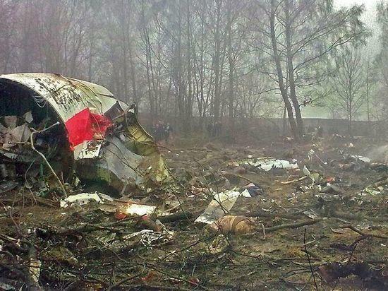 На деталях самолета, установленных в России, обнаружили следы тротила