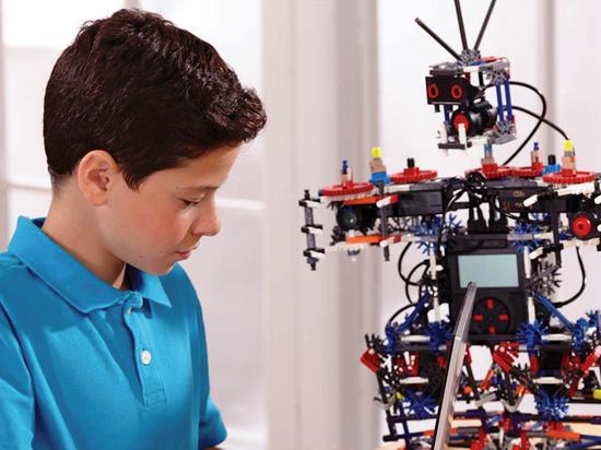 В костромском Макарьеве детей будут обучать робототехнике