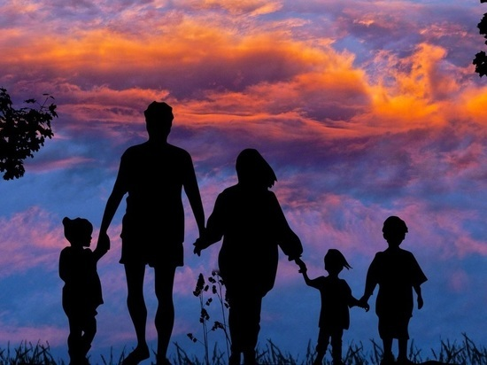 Выплаты на третьего ребенка получают 3774 семьи Марий Эл