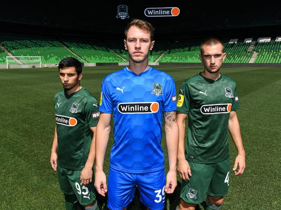 Winline заключил спонсорские контракты с «Зенитом» и «Краснодаром»