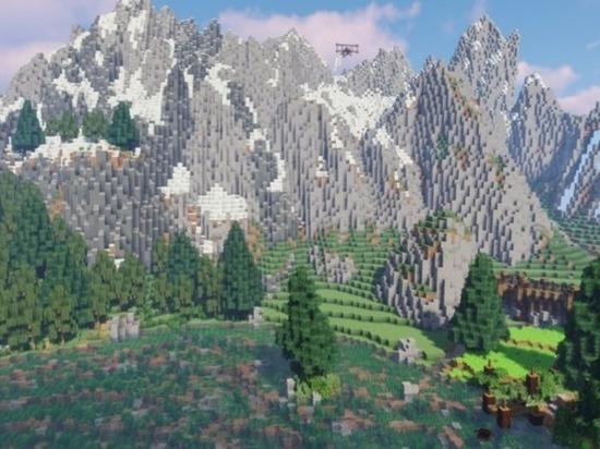 Игра Minecraft предлагает развлечение и интеллектуальное развитие геймеров
