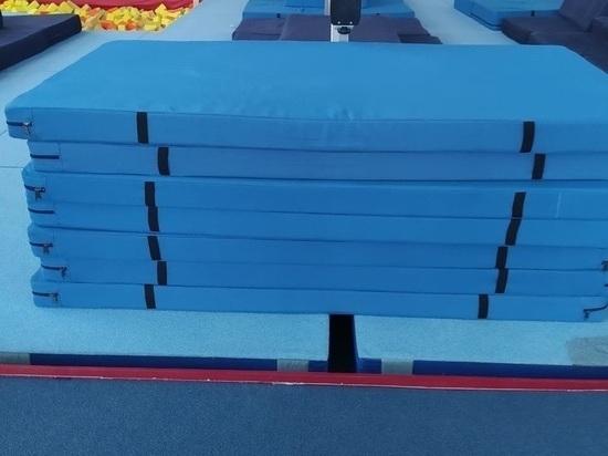 Школа олимпийского резерва в Марий Эл обновила оборудование