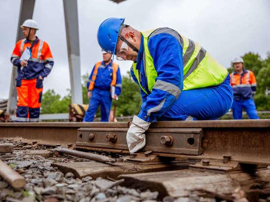В Хакасии досрочно на пенсию ушли 12 работников железной дороги