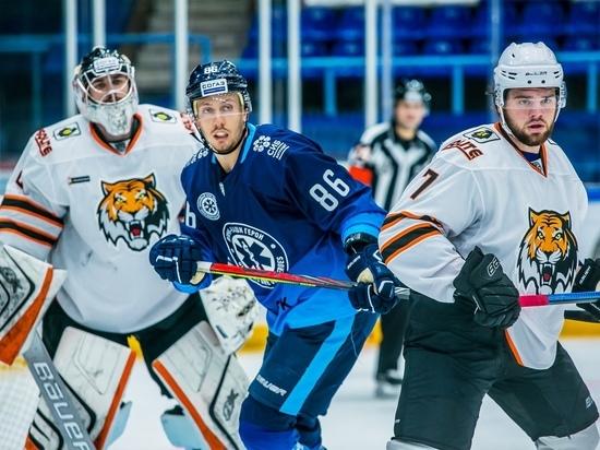 ХК «Сибирь» всухую проиграл первый матч предсезонки