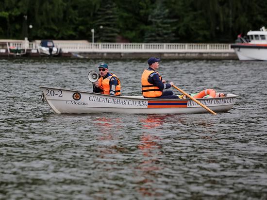 В Москве резко сократилось количество утопленников
