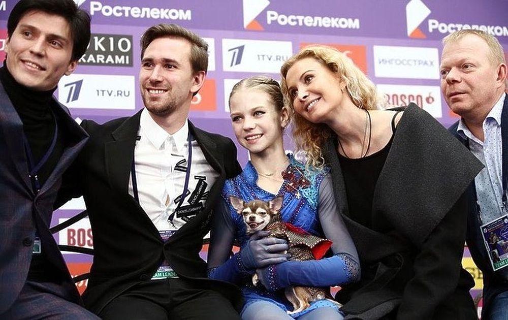Косторная, Трусова, Медведева и другие: кто и как уходил от Тутберидзе