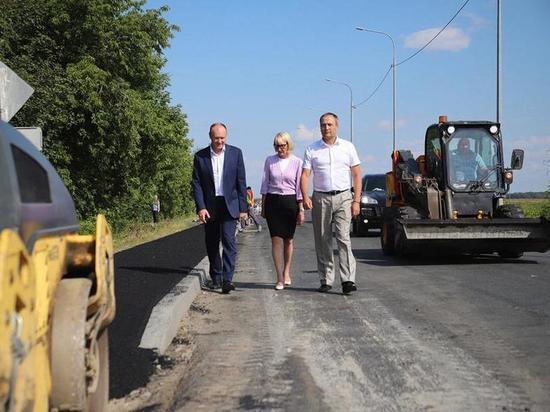 На ремонт тюменских дорог по нацпроекту потратят 700 млн рублей