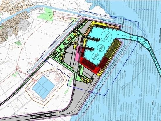 Утверждено строительство калмыцкого порта Лагань