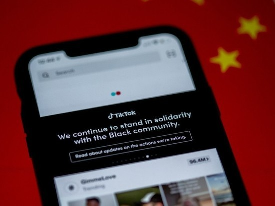 Трамп пригрозил запретить TikTok в США