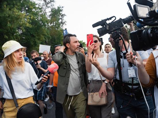Михаил Дегтярев обвинил Сергея Шнурова в хайпе