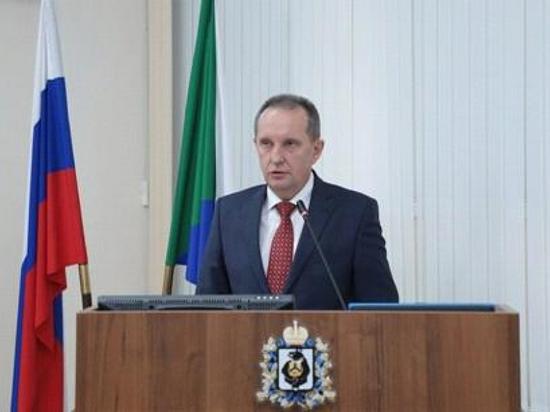 Дегтярев назначил нового министра финансов Хабаровского края