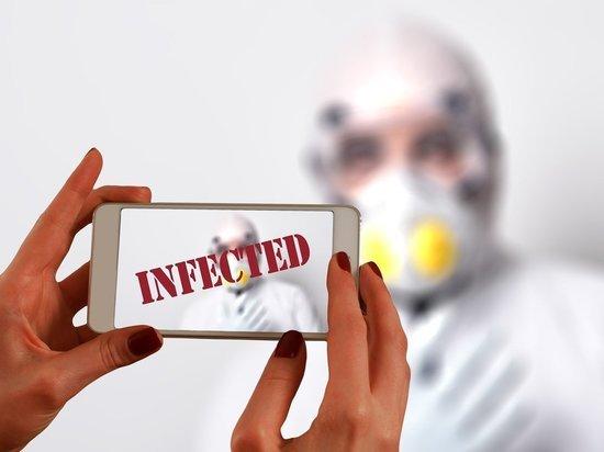 Число зараженных коронавирусом в США превысило 4,5 млн