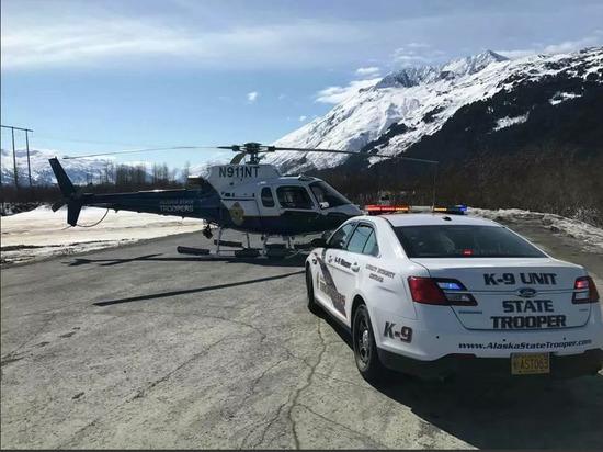 Депутат погиб при столкновении двух самолетов над Аляской