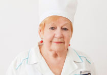 Врач-физиотерапевт профсоюзного санатория на КМВ отметила 90-летие