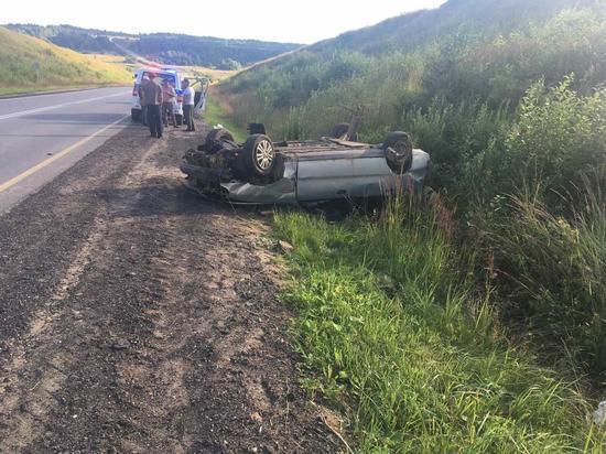 Трагедия на шоссе Кострома-Буй: в перевернувшемся из-за пьяного водителя автомобиле погибла женщина