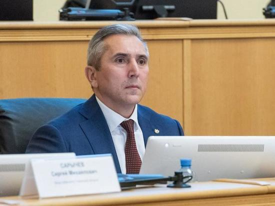 Александр Моор продвигает новый законопроект для многодетных семей