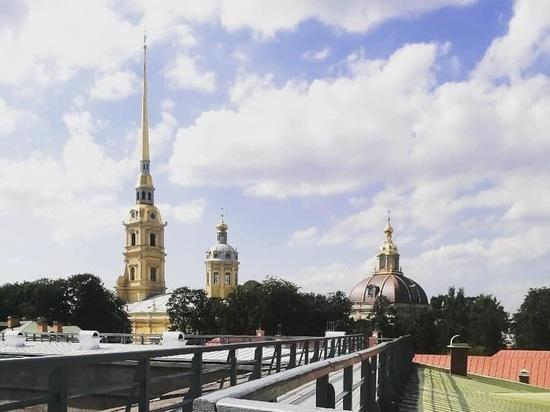 Дожди не побеспокоят петербуржцев в первый день августа