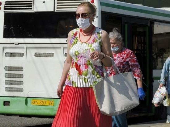 В Москве за сутки заболели коронавирусом 690 человек